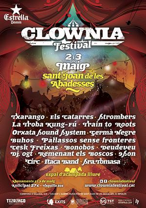 Clownia Edició 2014